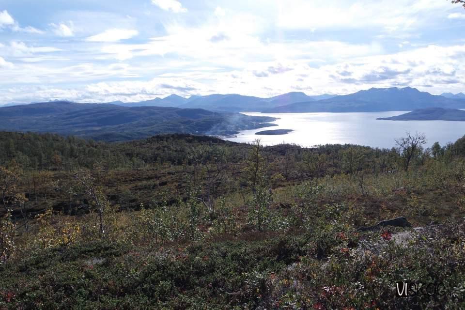 Ned mot Finnsnes